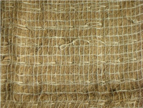 Stitched fiber blanket (Source: Coir Green - Environmentally Friendly)